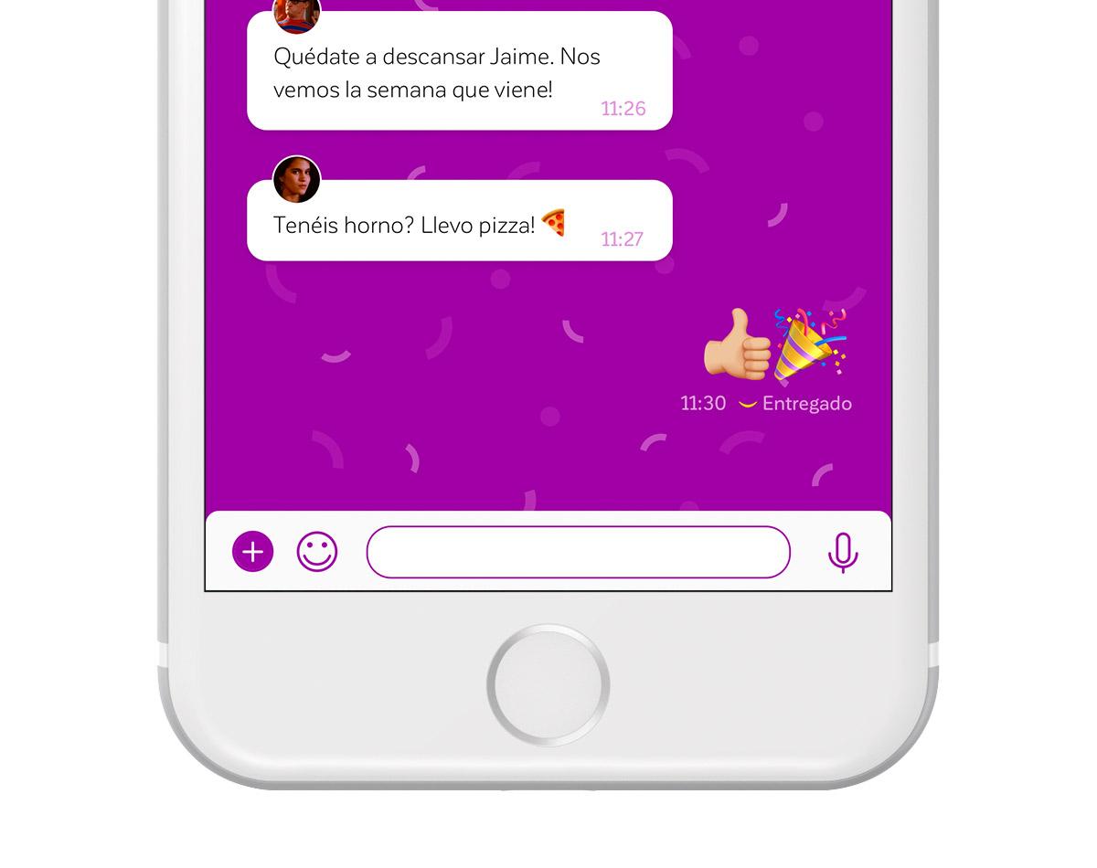 funciones chat